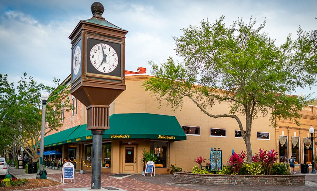 Sanford Vacation Packages - Historic Downtown Sanford - Magnolia Square
